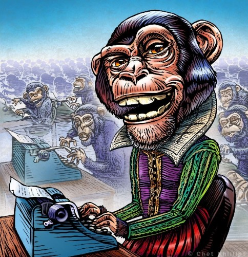 Making Monkeys Out of Shakespeare