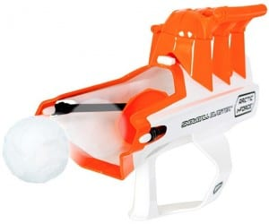 Arctic Force Snowball Blaster For Serious Snowball Fights