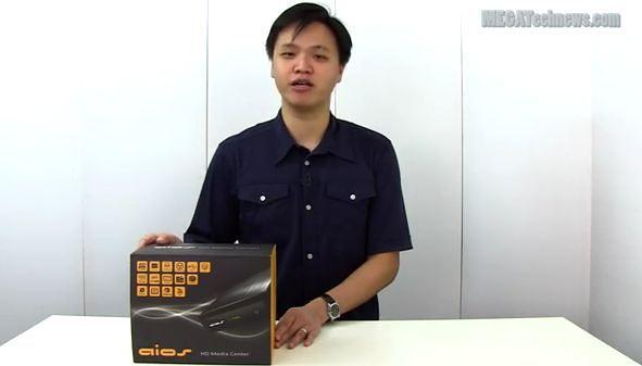 MEGATech Showcase - Pivos AIOS HD Media Center Unboxing Video