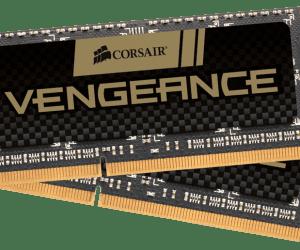 Corsair Announces Vengeance High-Performance Memory for Laptops