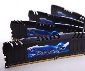 G.Skills Unleashes Ripjaws 2400 MHz 64GB (8GBx8) Quad Channel RAM