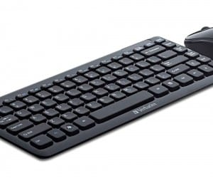 MEGATechNews Giveaway! - Win a Verbatim Wireless Slimboard Keyboard and Mouse Combo!