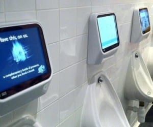 Urinal-Based Video Games? Now I HAVE Seen Everything!