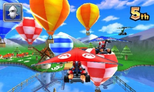 MEGATech Reviews - Super Mario 3D Land, Mario Kart 7, and Star Fox 64 3D