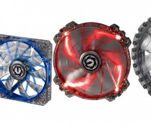 BitFenix Introducing New Spectre Pro Line Up of LED Cooling Fans