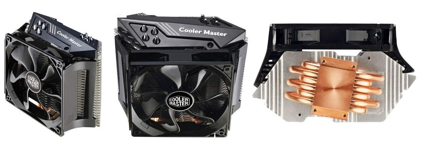 Cooler Master Finds a New Angle on CPU Cooling