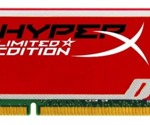 Kingston Technology Adds HyperX Red and New Look for LoVo