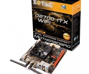 ZOTAC to Launch the D2700-ITX WiFi Supreme Platform