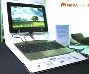 CES 2012 - ASUS Shows Off PadFone, Transformer Prime 700 Series, and New 7-Inch MeMo Tablets