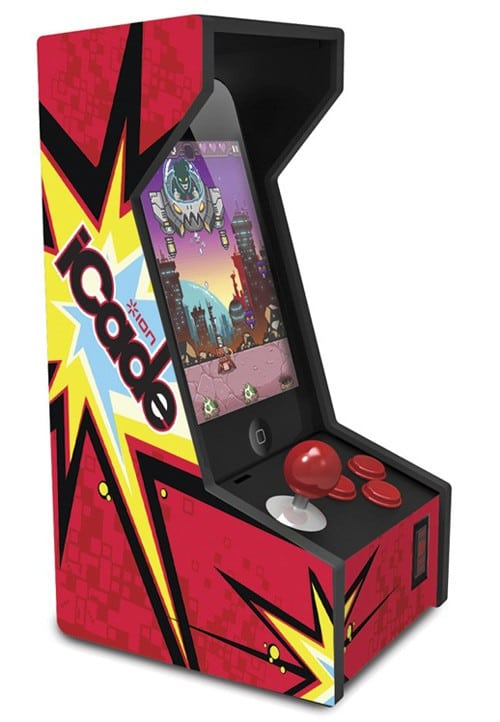The iCade Jr. - The iArcade You Love in the Palm of Your iHand?