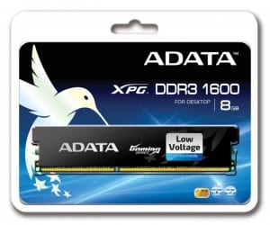 ADATA XPG Overclocking Series Launch with DDR3 1600MHz CL9 8GB Memory