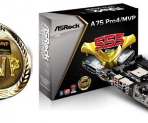 ASRock Unveils the A75 Pro4 with Lucid Virtu Technology at CeBIT 2012