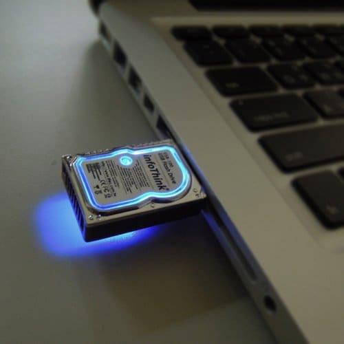 MEGATech Showcase: Flash Drives Return