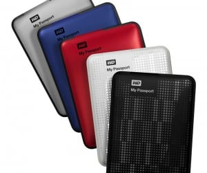 Western Digital Ships First Truly Portable 2 TB Drive with New Passport