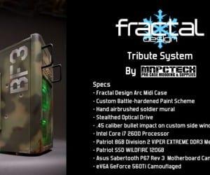 Fractal Design and Patriot Memory Sponsor Fan Appreciation Sweepstakes