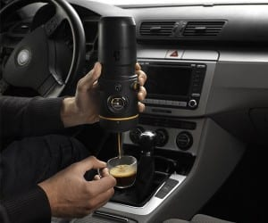 Handpresso For Your Car: Cause Accidents Faster?
