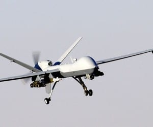 Texas Police Get UAV, Crash It Into SWAT Vehicle