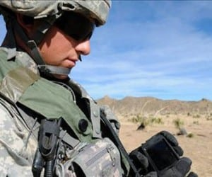 U.S. Army Warns Soldiers About Smartphone Geotagging