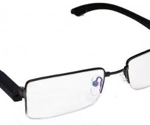 Who Knew? Spy Camera Glasses Can Actually Be Subtle