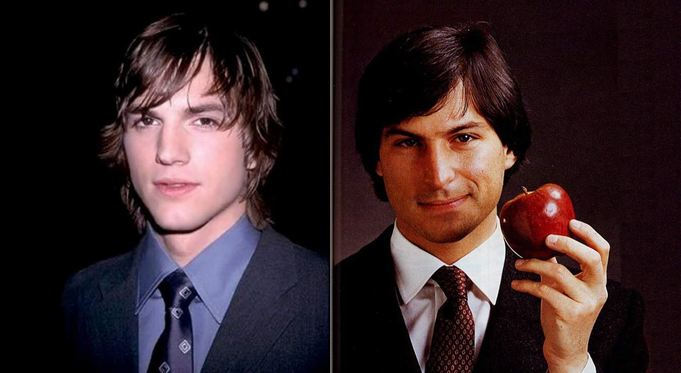 Ashton Kutcher as Steve Jobs in Indie Biopic