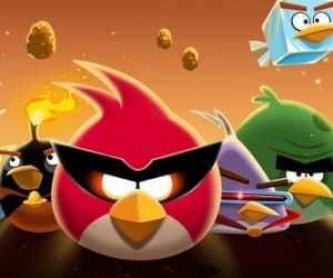 Fake Angry Birds Space App is Malware Trap