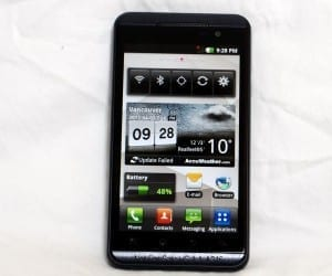 MEGATech Reviews - LG Optimus 3D Android Smartphone