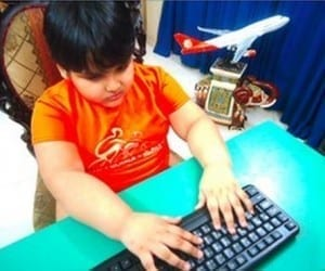 Six-Year-Old Computer Expert May Make Guinness World Records