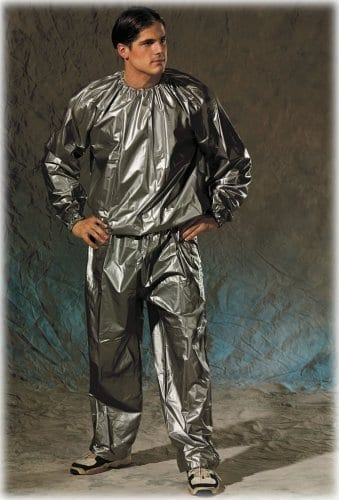 Everlast Sauna Suit: In Case You Miss the 1970's