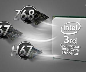 ASRock Brings Ivy Bridge to Z68, P67 and H67 Series Motherboards