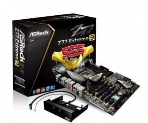 ASRock Launches the Z77 Extreme9 with Truly Unique Feature