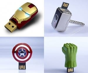 MEGATech Showcase: The Flash Drives Just Keep Coming