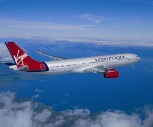 Virgin Atlantic to Feature In-Flight Cell Phone Service