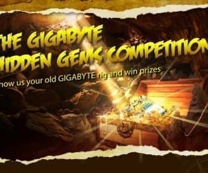 Participate in the GIGABYTE Hidden Gems Competition
