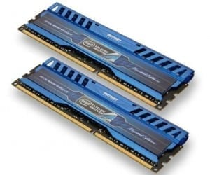 Patriot Memory Announces Intel Extreme Masters Series DDR3 Memory for Gamers