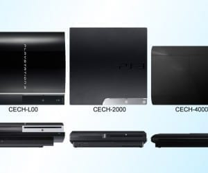 "Sony's Rumored ""Super Slim"" PlayStation 3"