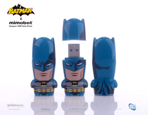 MEGATech Showcase: Look at All the Flash Drives!