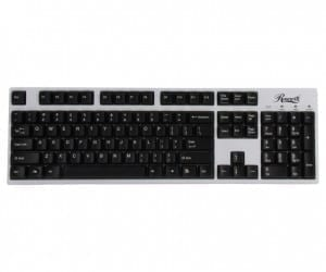 Rosewill Selling Limited Edition RK-9000 Keyboard in White