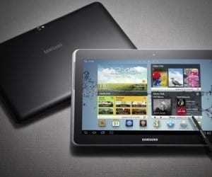 Samsung GALAXY Note 10.1 Tablet Announced