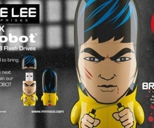 Mimoco Announces Bruce Lee MIMOBOT Designer USB Flash Drives