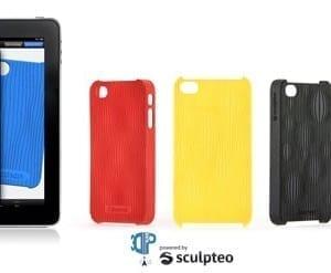 Sculpteo Releasing First Ever iPhone 5 Customizable Case