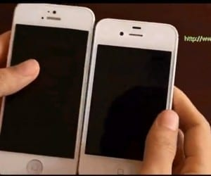 Leaked! First Video of the New iPhone 5
