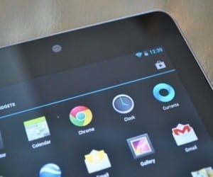 Google Nexus 7 Hacked to Record 720p HD Video