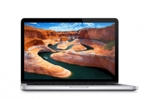 Say Hello to the 13-Inch Retina Display MacBook Pro from Apple
