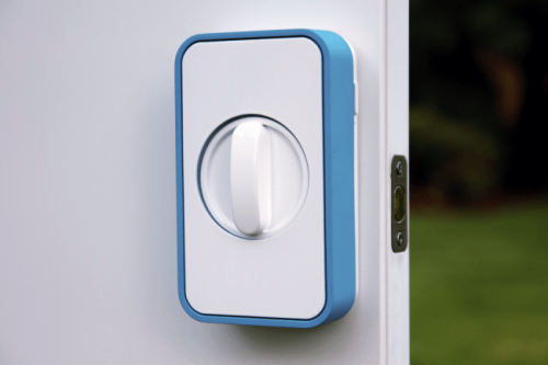 Lockitron Keyless Entry Lets Your Phone Control Your Deadbolt