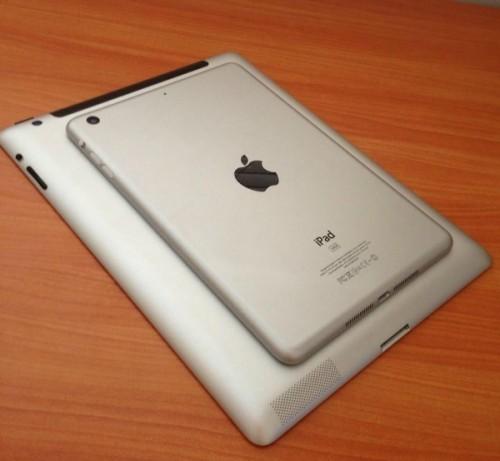 iPad Mini Rumors Abound, Launch Imminent