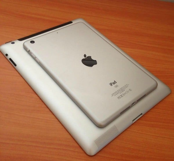 iPad Mini Rumors Abound, Launch Imminent