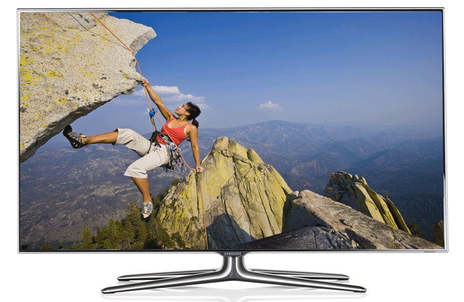 MEGATech Reviews: Samsung 55-Inch Series 7 Slim LED HDTV UN55ES7100F Review