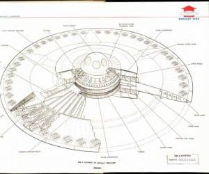 US Air Force Declassifies 1950s UFO Plans