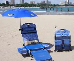 Beach Lounger Pack Chair for the Ultimate Beach Experience