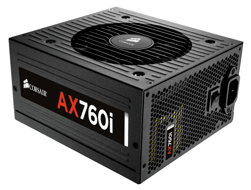 Corsair Expands AX Series with new Models and Features